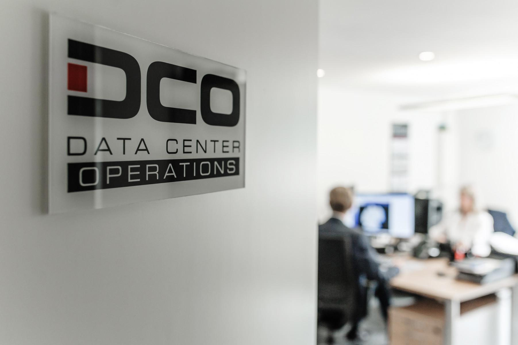 DCO Wartung und Service für Rechenzentren